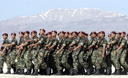 ندوة حوارية تحية للجيش في عيده