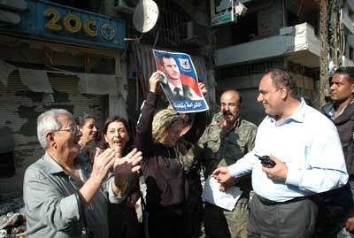 حمص القديمة آمنة وخالية من السلاح والمسلحين بفضل أبطال الجيش العربي السوري