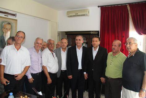 تكريم أبناء الزملاء الصحفيين في اللاذقية