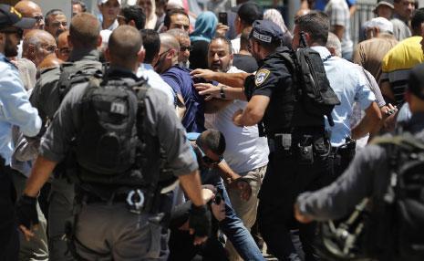 انتفاضة القدس مستمرة: «الجبّارين» في الأقصى