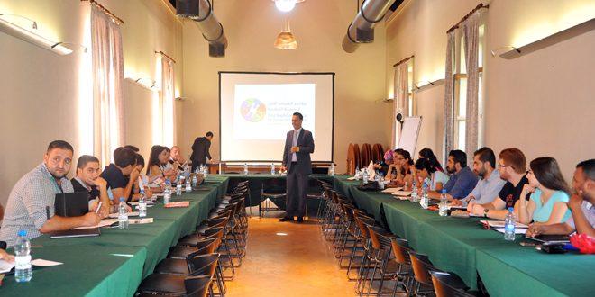 إدارة الموارد البشرية وتعزيز القدرات القيادية في مؤتمر الشباب للتنمية البشرية