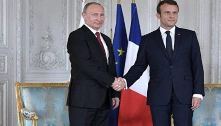 باريس مستعدة للعمل مع روسيا لتنفيذ المقترح الفرنسي بإنشاء مجموعة اتصال حول سوريةباريس مستعدة للعمل مع روسيا لتنفيذ المقترح الفرنسي بإنشاء مجموعة اتصال حول سورية