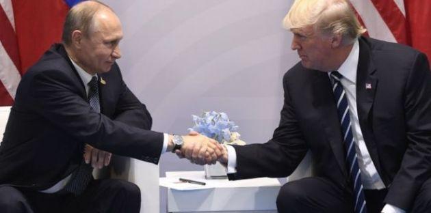 رسمياً.. ترامب يسلم الملف السوري لبوتين