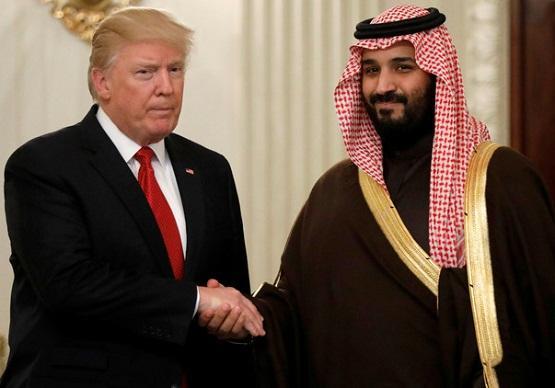 صحف أميركية: ترامب رعى (الانقلاب السعودي)