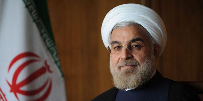 روحاني: أمريكا والصهاينة لن ينجحوا في مؤامرتهم ضد القدس والقضية الفلسطينية