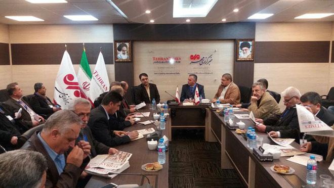 وفدنا الإعلامي يزور عدداً من وسائل الإعلام الإيرانية: ضرورة التحضير للحرب الفكرية القادمة وزيادة التكامل والانسجام