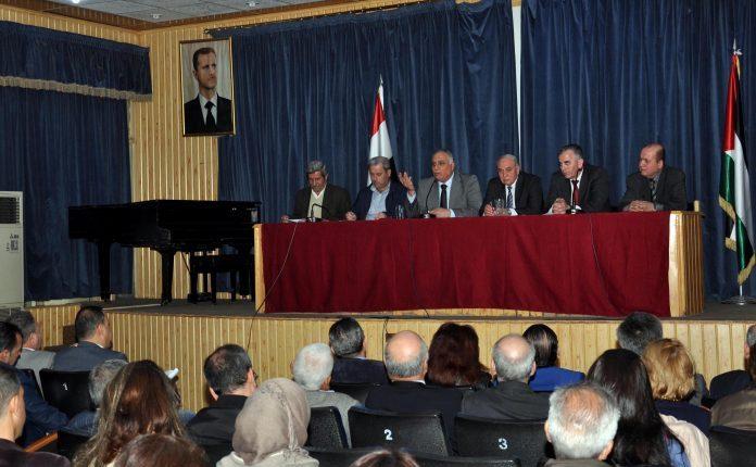 صحفيو حمص: رفع قيمة الراتب التقاعدي