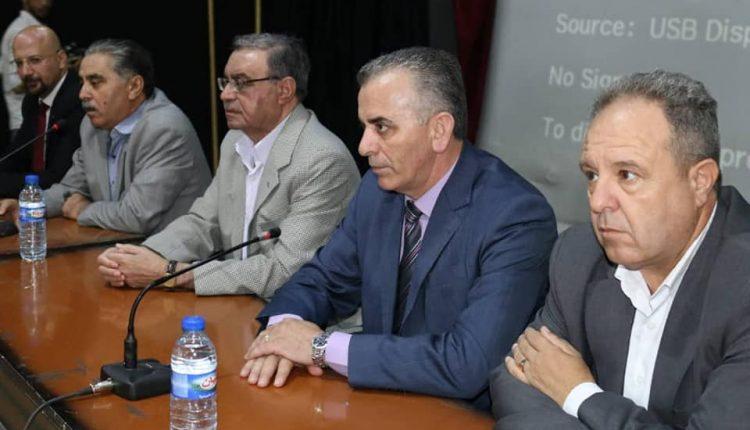 الناصر يفتتح دورة التدريب والتأهيل الإعلامي لاتحاد الصحفيين