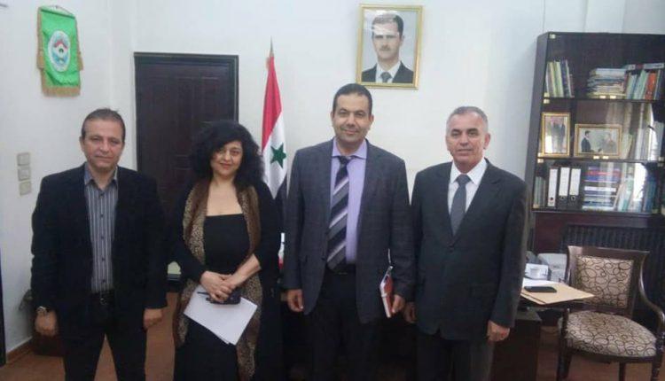 مشاركة سورية في اليوم العالمي لمكافحة الافلات من العقاب للجرائم المرتكبة بحق الصحفيين