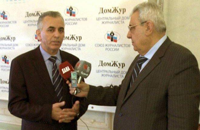 روسيا – توقيع اتفاقية تعاون في المجال الإعلامي بين صحفيي سورية وروسيا