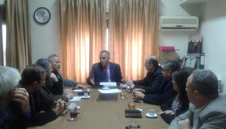 عقد المكتب التنفيذي لاتحاد الصحفيين اجتماعه الأخير