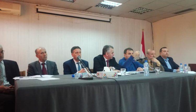 فرع اتحاد الصحفيين باللاذقية يعقد مؤتمره السنوي في دار الاسد للثقافة