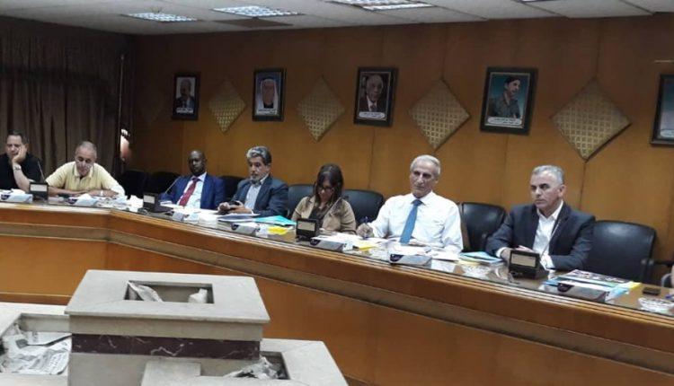 اجتماع الأمانة العامة لاتحاد الصحفيين العرب يدعم المؤسسات الإعلامية السوية في مواجهة العقوبات
