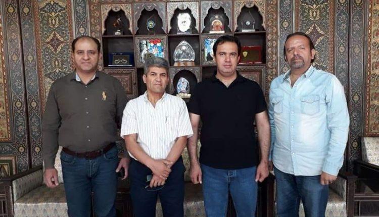 محافظ دمشق : الاعلام شريك أساسي في التوعية والحفاظ على الأرث الحضاري والتاريخي لمدينة الياسمين.