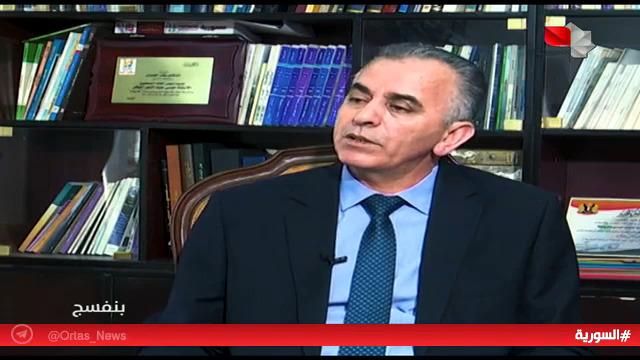 رئيس اتحاد الصحفيين السوريين موسى عبد النور في برنامج بنفسج على السورية